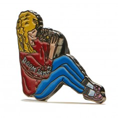 Doom Sayers Becky Pin - Multi