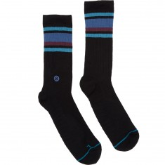 Stance Hideout Socks - Black