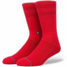Stance Domain Socks - Red