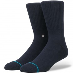 Stance Icon Socks - Dark Navy