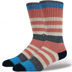 Stance Indiacator Socks - Burnt Orange