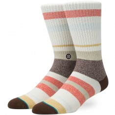 Stance Topanga Socks - Red