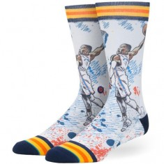 Stance Todd Francis Westbrook Socks - Navy