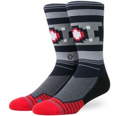 Stance Nash Socks - Navy
