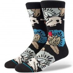 Stance Yumas Socks - Black