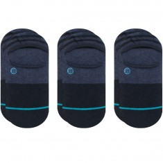 Stance Gamut 3 Pack Socks - Navy