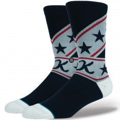 Stance Suit Up Socks - Navy