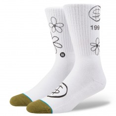 Stance Days Socks - White