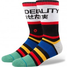Stance Fade Out Socks - Multi