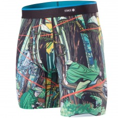 Stance X Star Wars Endor Boxer Brief - Green