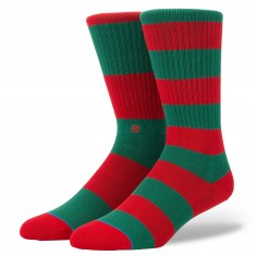 Stance Cadet 2 Socks - Red
