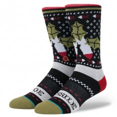Stance Missle Toe 2 Socks - Black