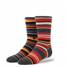 Stance Chateau Socks - Red