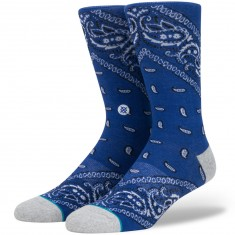 Stance Barrio 2 Socks - Blue