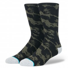Stance Deep Sea Socks - Black