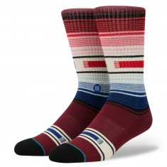 Stance Hatchets Socks - Burgundy