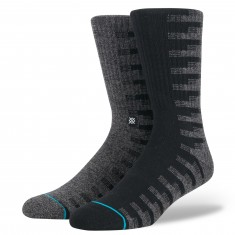Stance Oak Socks - Black