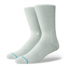 Stance Icon Socks - Pastel Blue