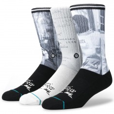 Stance Cologne 3 Pack Socks - Multi