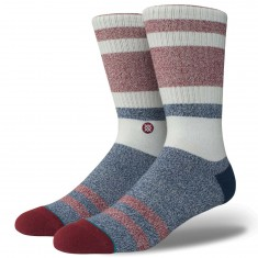 Stance Robinsen Socks - Red