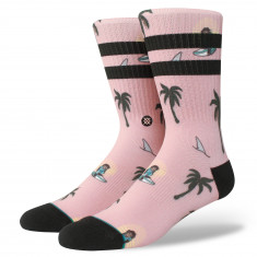 Stance Surfin Sunsets Monkey Socks - Multi