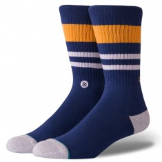 Stance Try Outs Socks - Navy