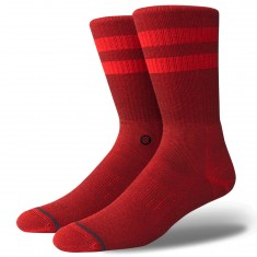 Stance Joven Socks - Primary Red
