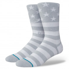 Stance The Fourth Socks - Grey