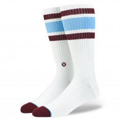 Stance Downhill M Socks - Red