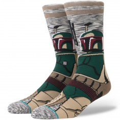Stance X Star Wars Bounty Hunter Socks - Grey