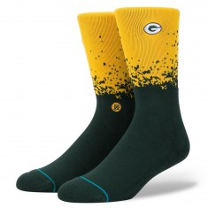 Stance Packers Fade Socks - Green