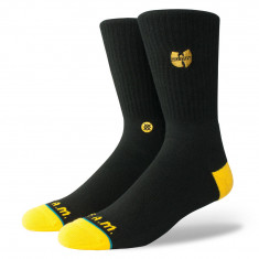 Stance Wu-tang Patch V2 Socks - Black