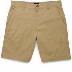 RVCA The Week-End Stretch Shorts - Khaki