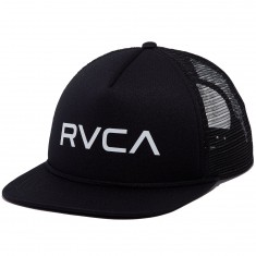 RVCA Foamy Trucker Hat - Black