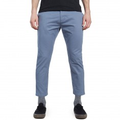 RVCA Hitcher Pants - Blue Slate