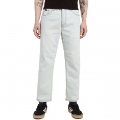 RVCA Flood Denim No Wave Jeans - Light Bleach