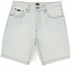 RVCA Burnout Walk Shorts - Light Bleach