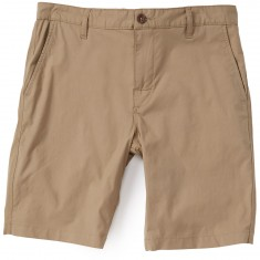 RVCA Weekend Hybrid II Shorts - Dark Khaki