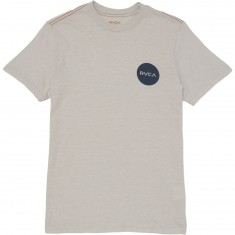 RVCA Motors Chest T-shirt - Warm Grey