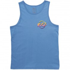 RVCA Layd Back Tank Top - Aruba Blue