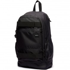 RVCA Push Skate Deluxe Backpack - Black