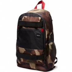 RVCA Push Skate Deluxe Backpack - Camo