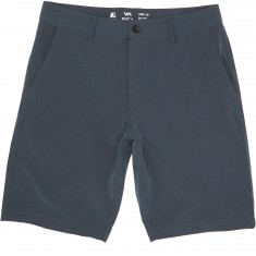 RVCA Grid Hybrid Shorts - Black