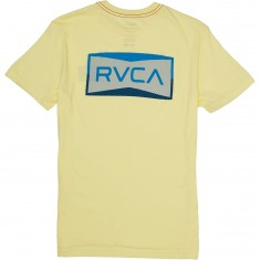 RVCA Rereds T-Shirt - Lemonade