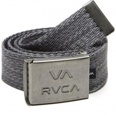 RVCA VA All The Way Web Belt - Charcoal Heather