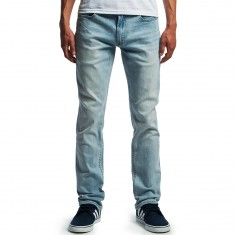 RVCA Daggers Denim Pants - Sea Bleach
