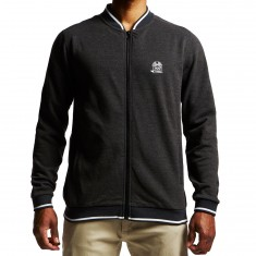 RVCA Espo Bomber Jacket - Black Heather