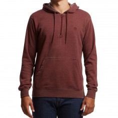 RVCA Sunwash Pullover Hoodie - Tawny Port