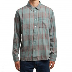 RVCA Ellis Check Shirt - Blue State