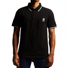 RVCA Esp Polo Shirt - Black